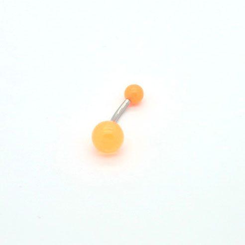 Akryl Bananabell - Oransje