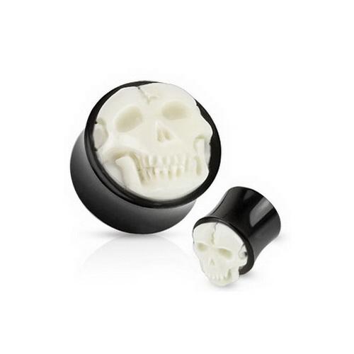 Bone Skull Plugg