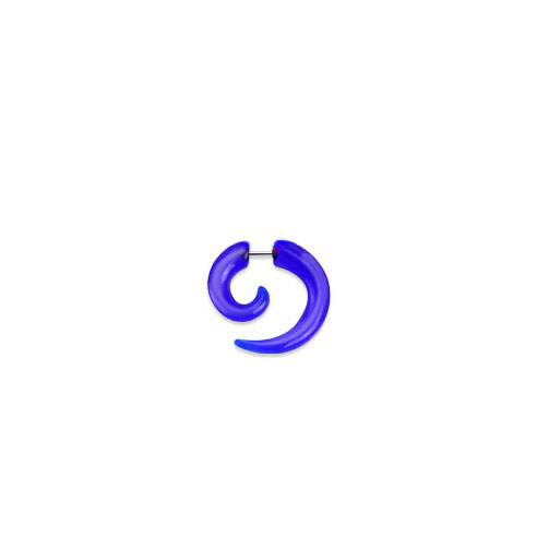 Fake Spiral - Blå