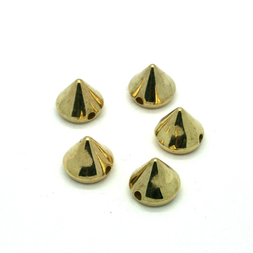 Gull Plastikk Cones 5 stk
