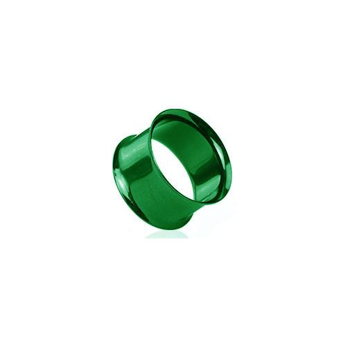 Titaneloksert Tunnel - Grønn