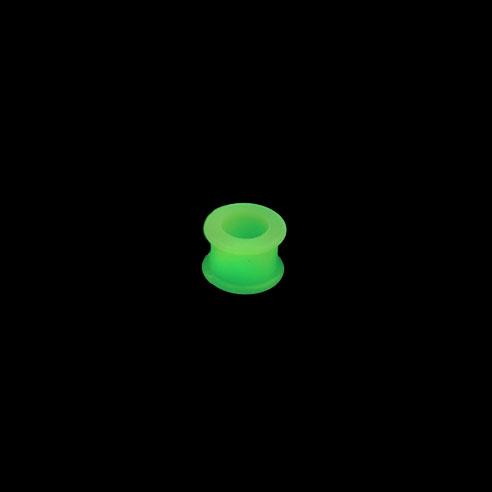 Silikontunnel - Grønn