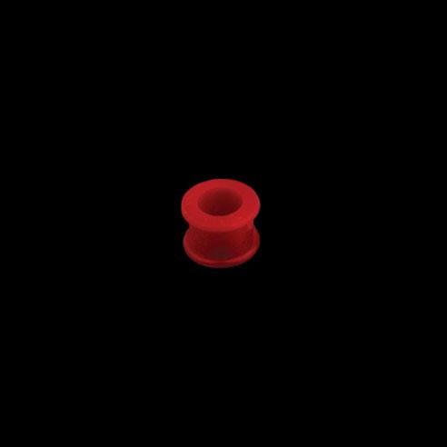 Silikontunnel - Rød
