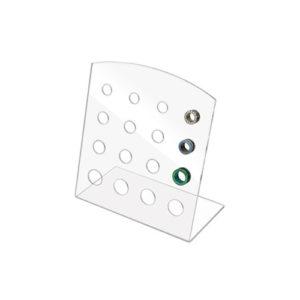 Plaststativ for store plugger