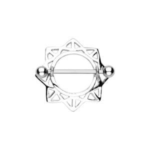 Stjerne Nipple Shield