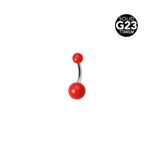 Titan Bananabell - Rød