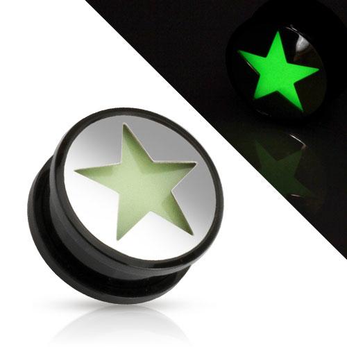 UV Plugg med Stjerne