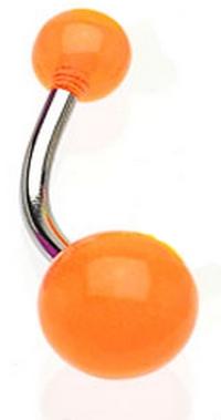Titan Glow Bananabell - Oransje