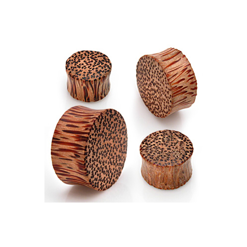 Natural Coco Wood Plugg