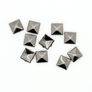 Nagler Pyramide Gun Black Metal 10stk